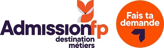 Logo admission FP destination métiers