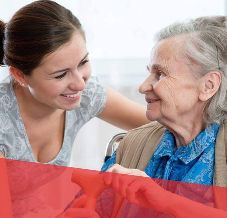 Assistance à la personne en établissement et à domicile